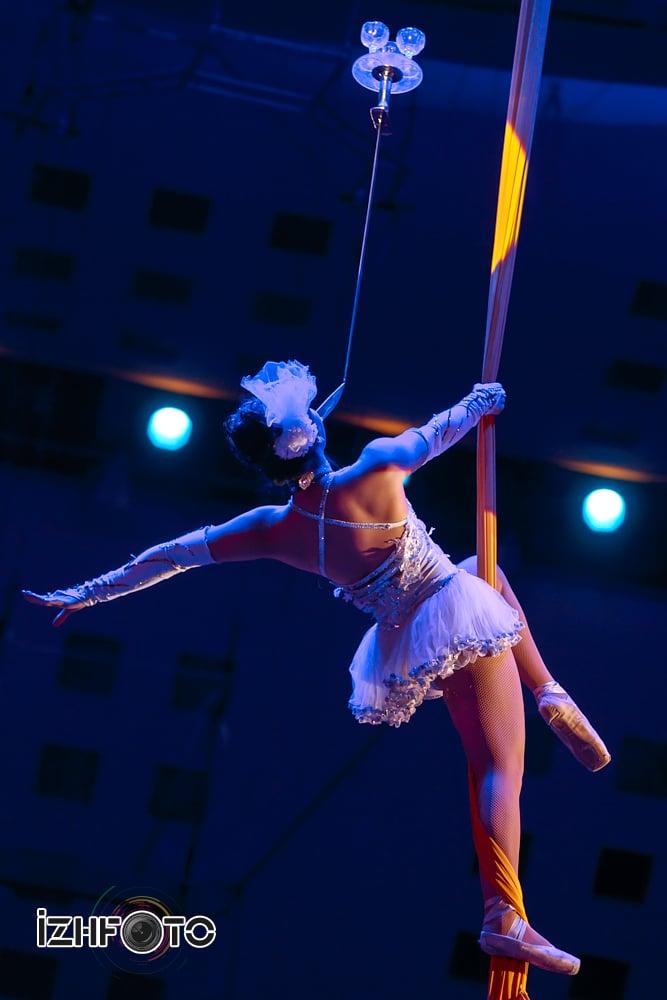 Фестиваль циркового искусства в Ижевске
