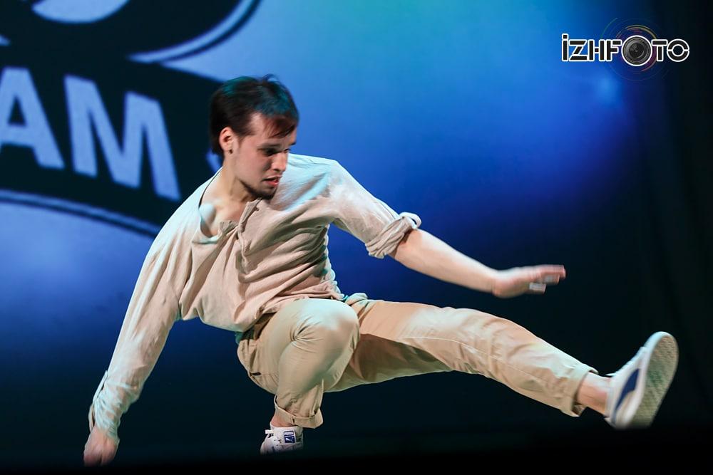Танцевальная команда U-13 Казань
