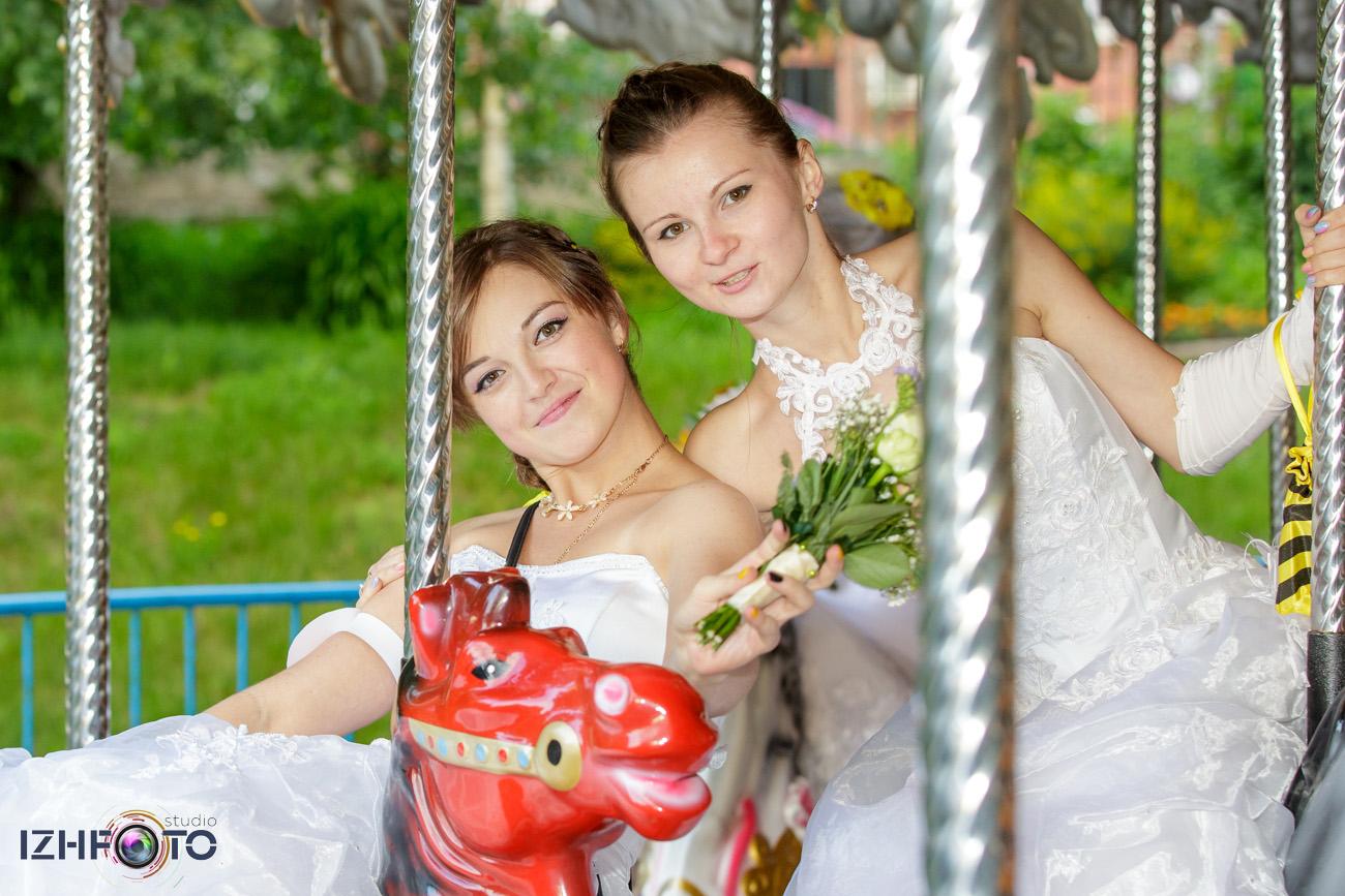 Марафон невест в Ижевске Фото