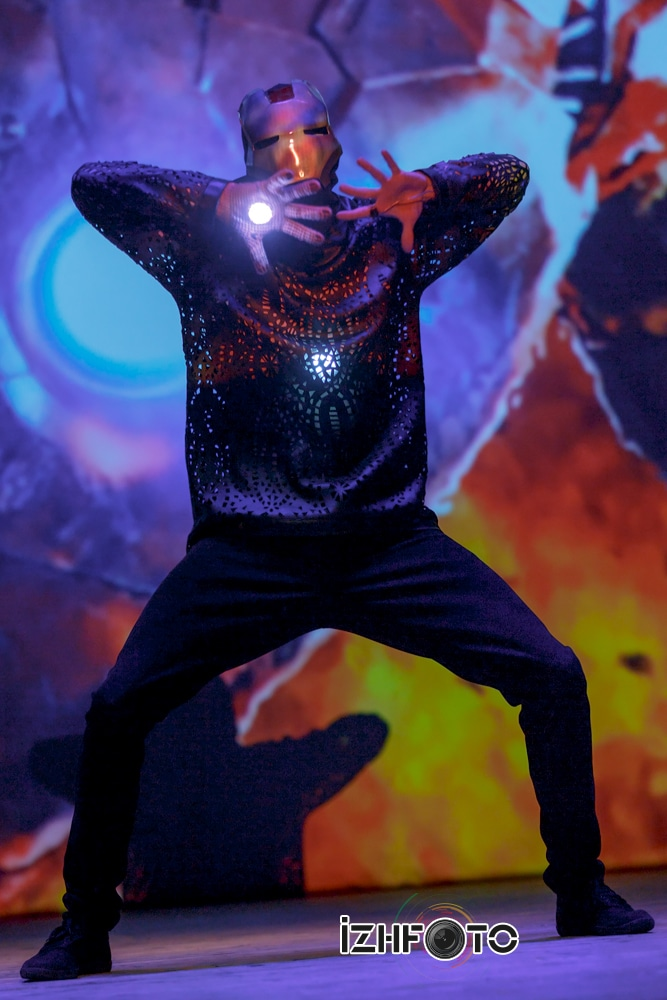 Игорь Поносов – Железный человек