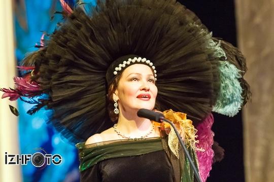 Государственный театр оперы и балета Ижевск