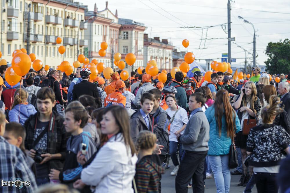 Рыжий фестиваль Центральная площадь