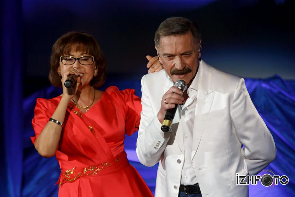 Александр Тихонович и Ядвига Поплавская