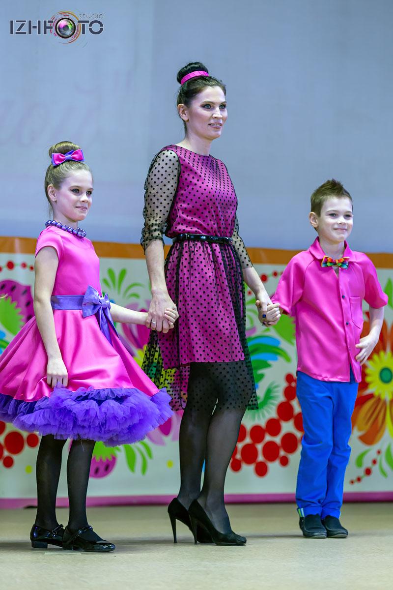 Семейный конкурс красоты и талантов в Ижевске