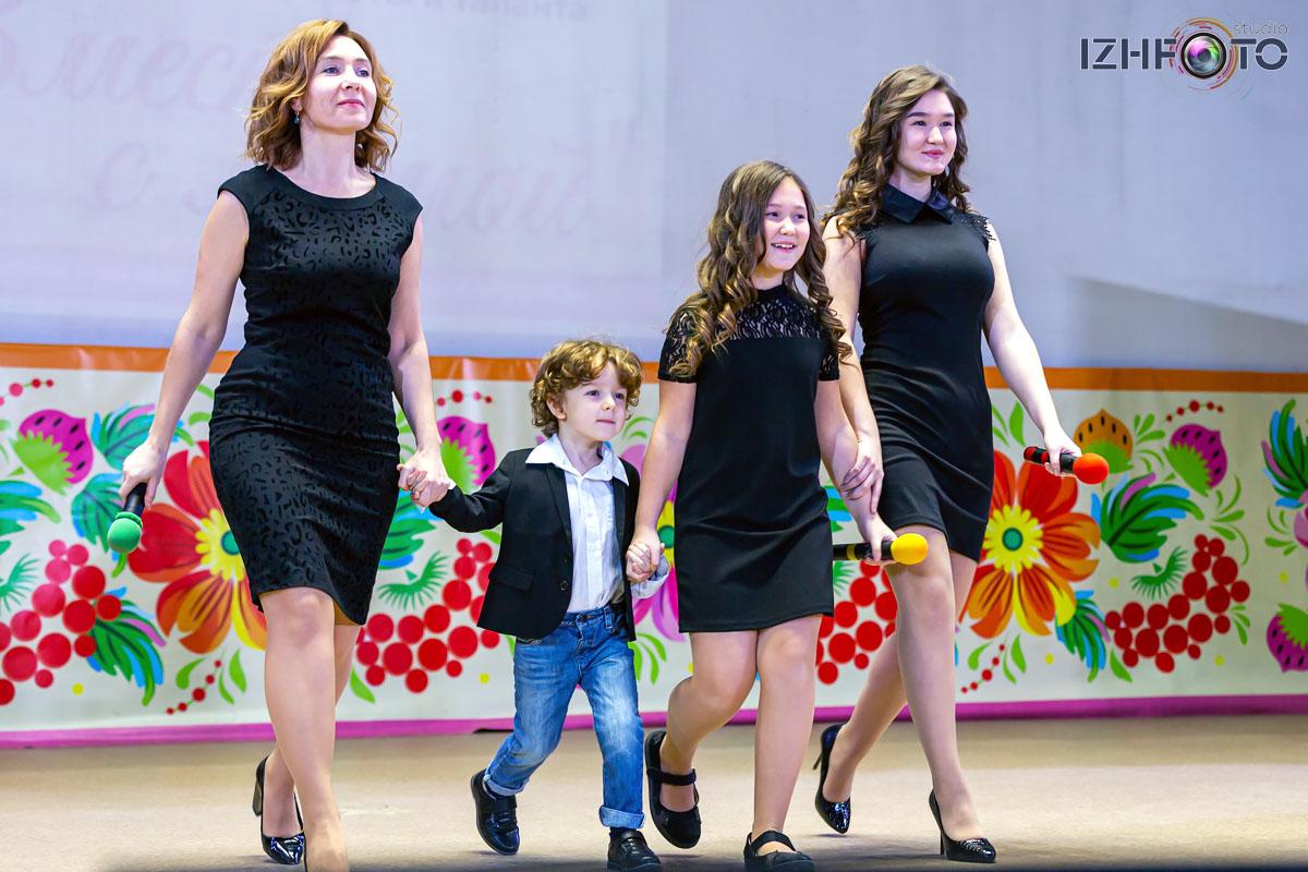 Семейный праздник в Ижевске Фото