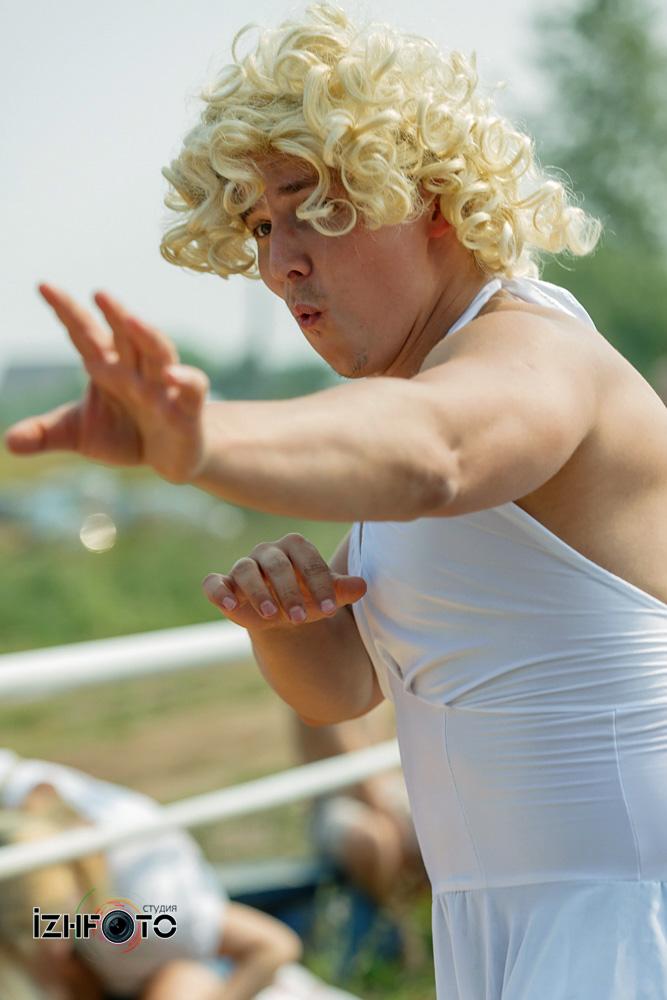 Фото с соревнований по водному родео