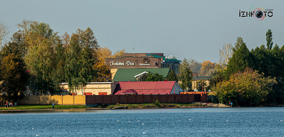 Фото с прогулки Воткинск