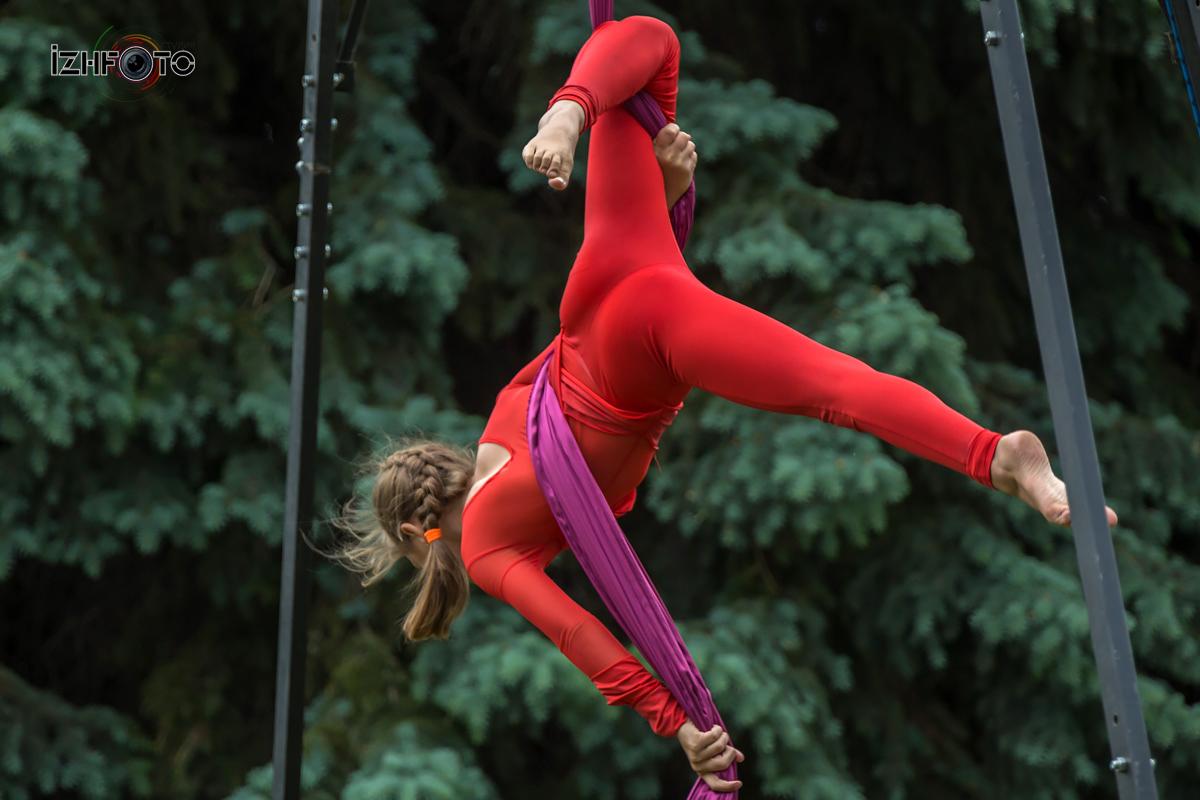 Школа танцев в воздухе Ижевск
