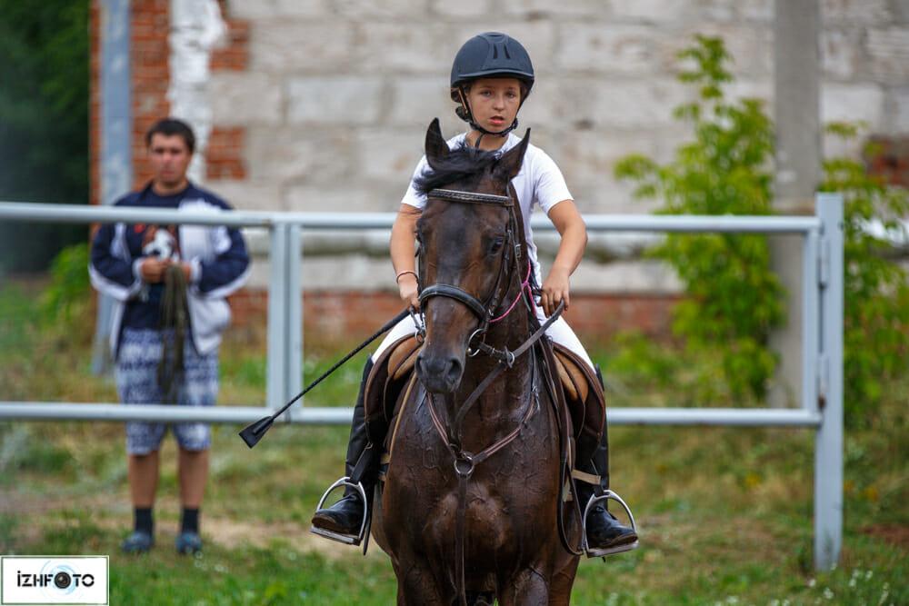 Конный спорт Ижевск