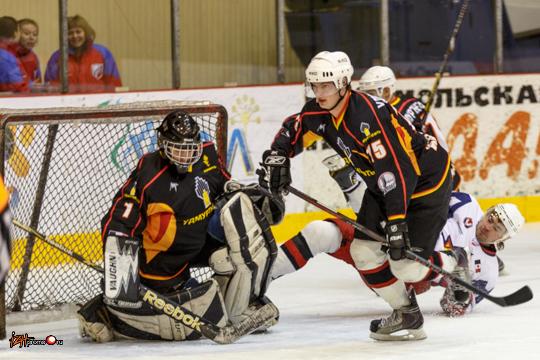Хоккейная команда Удмуртнефть