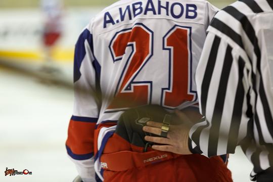 Финал Кубка вызова в Ижевске