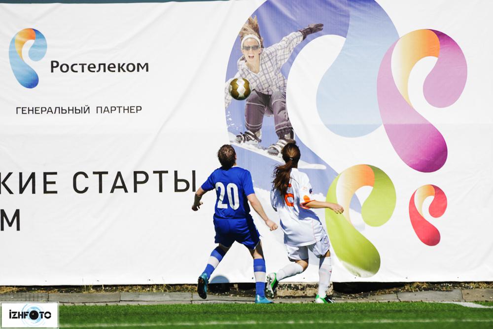 Женский футбол России