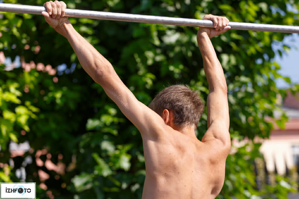 Тренировки по воркауту в Ижевске