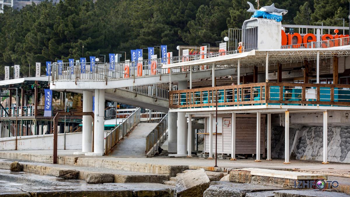 Рестораны морской кухни в Ялте Фото