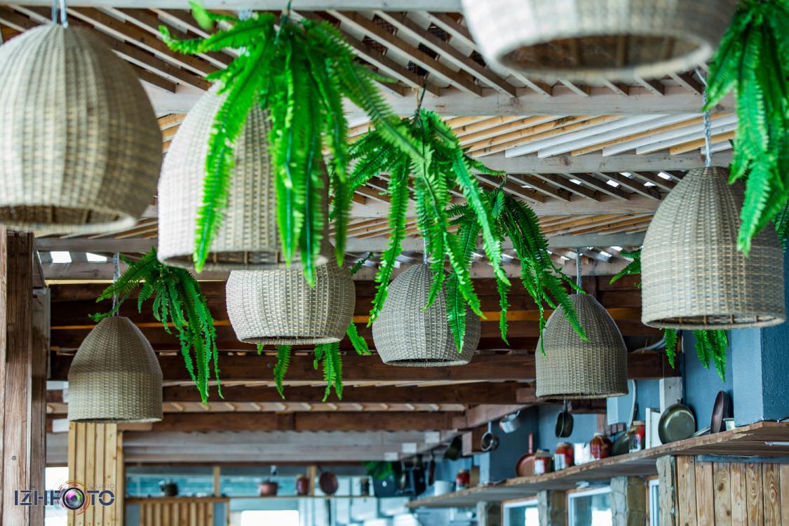 Интерьеры ресторанов Ялты в Крыму Фото