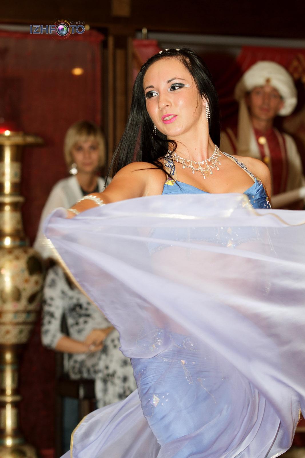 Восточные танцы для девочек в Ижевске