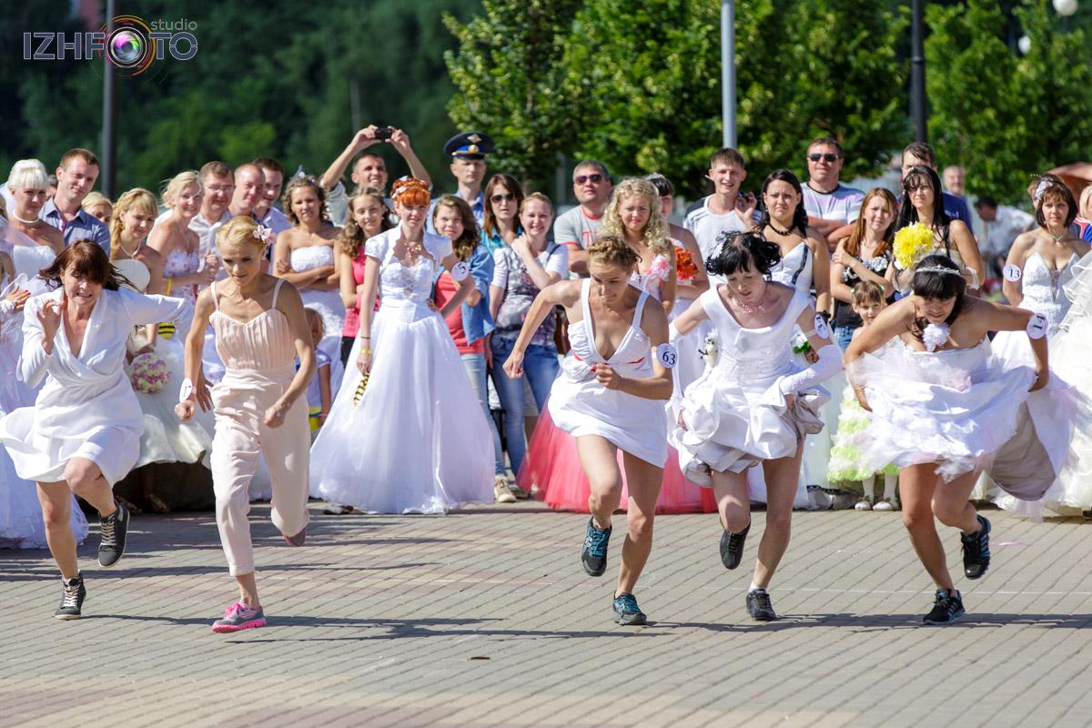 Марафон невест 2013 в Ижевске - фото