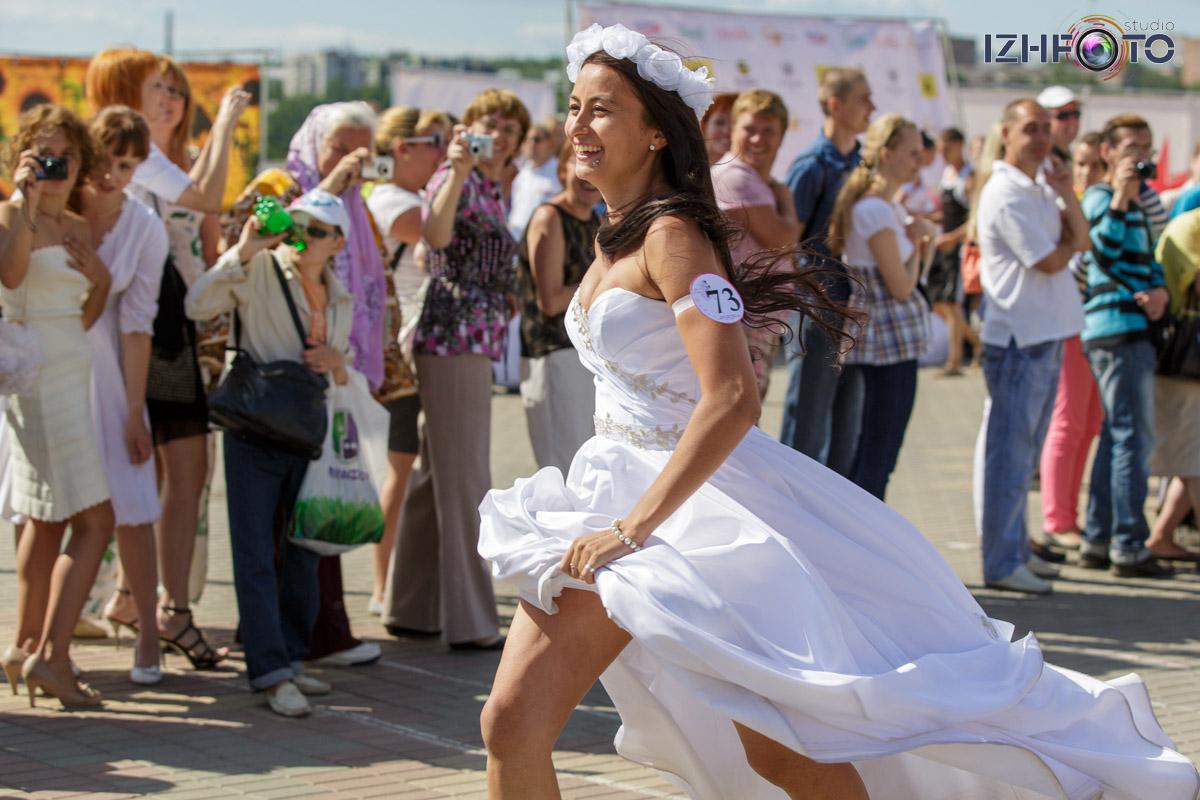 Фотографии с марафона невест 2013