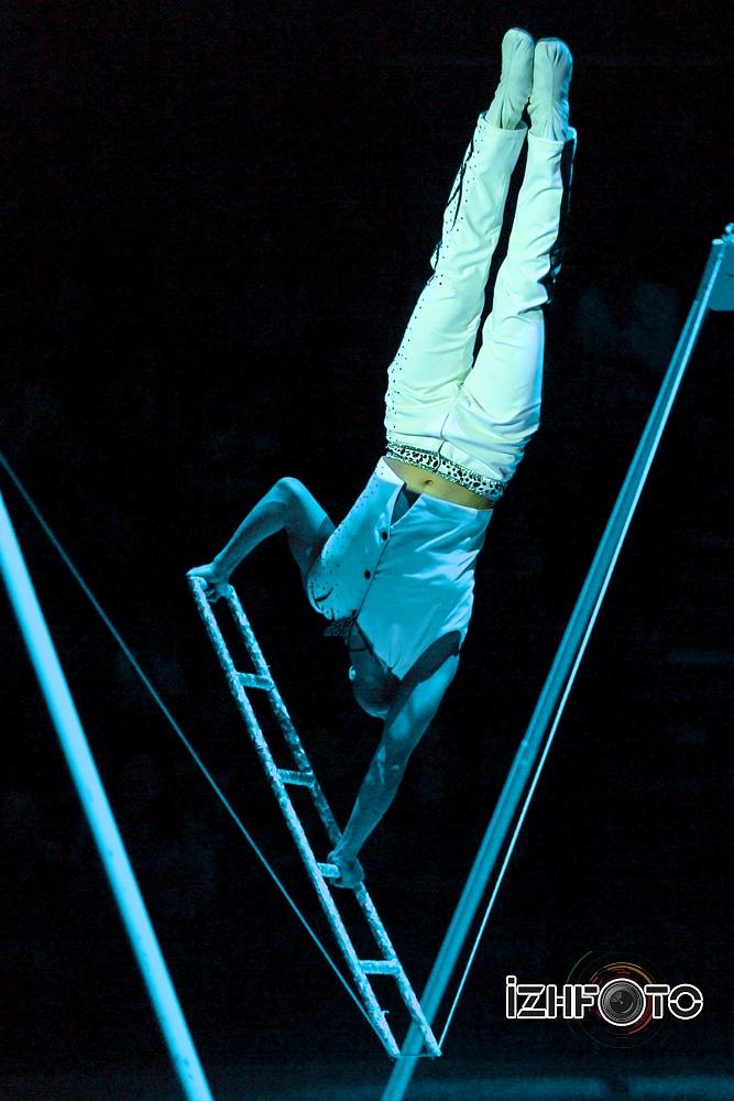 Цирк Ижевск фото