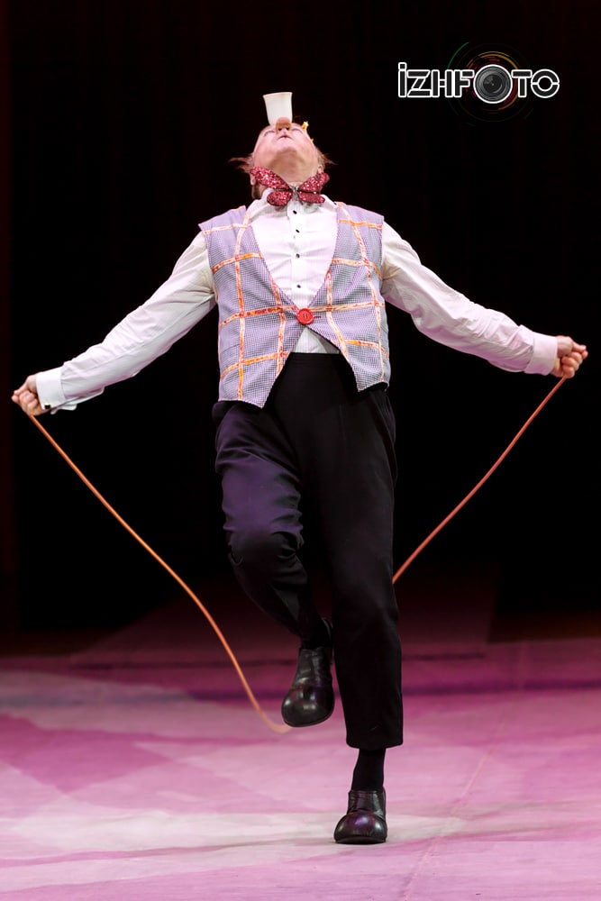 Представления в Ижевском цирке Фото