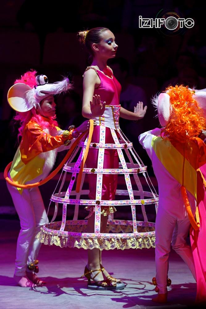 Новый год в Цирке Ижевск
