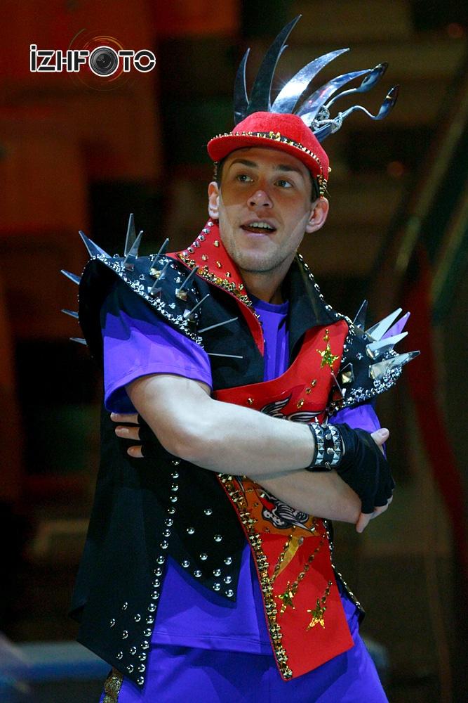 Новогоднее представление в Цирке