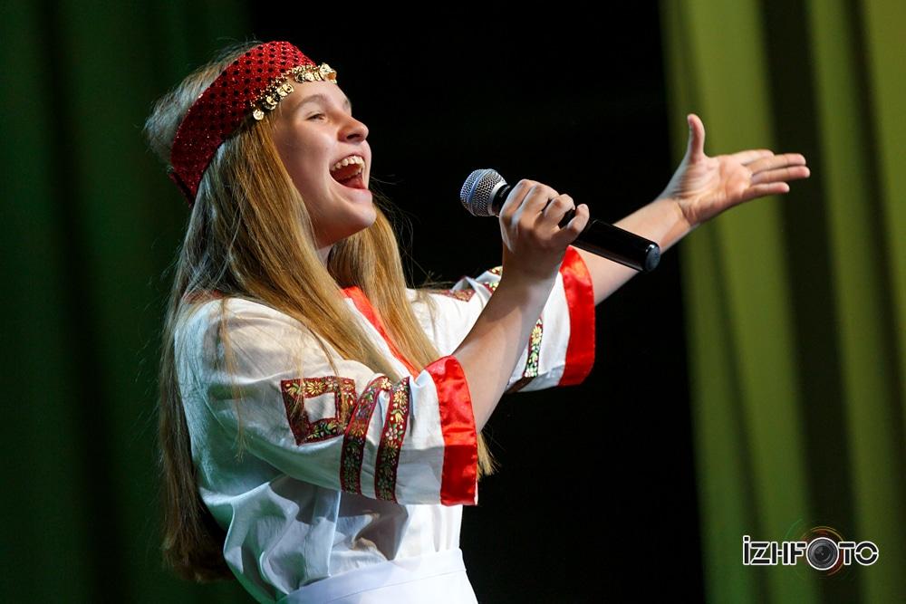 Даринка Фокс (Ижевск) – Чоръялоз атасэд
