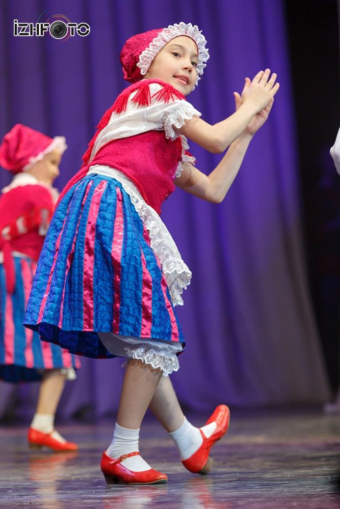 Ансамбль танца «Сувенир» (Н. Челны) – Финская полька