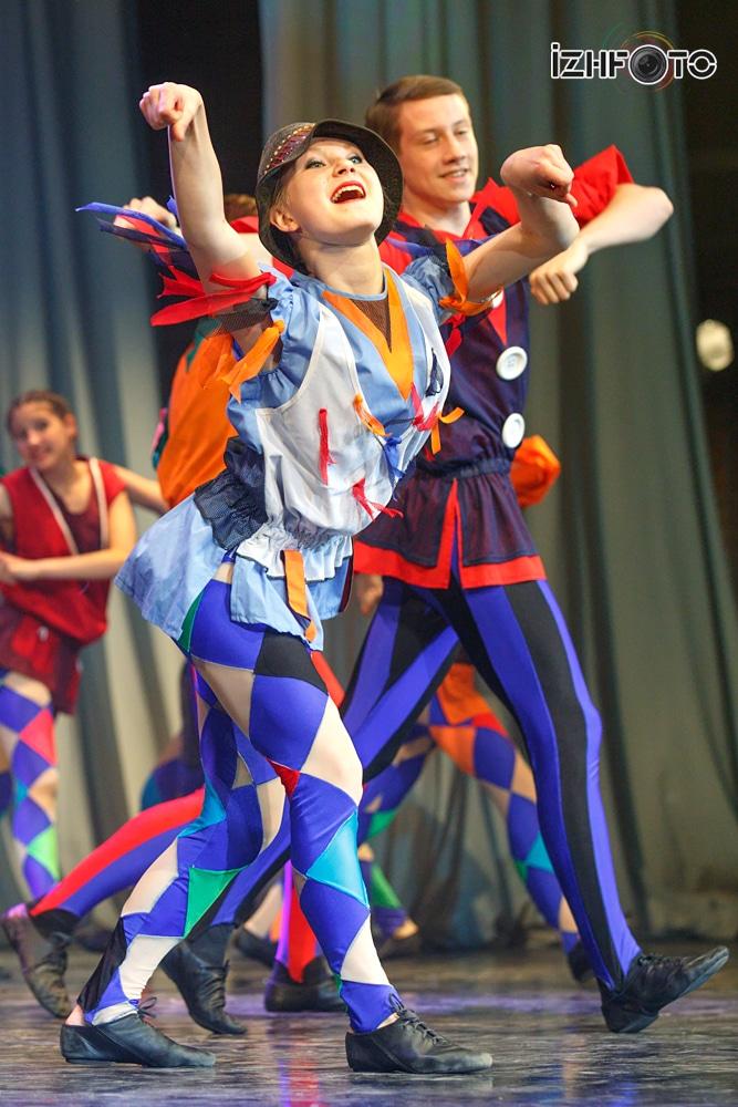 Фестиваль детского и молодежного творчества