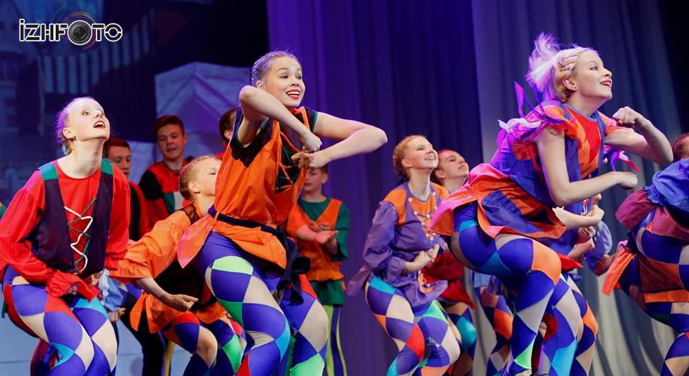 Ансамбль танца «Янушка», Ижевск – Бродяги