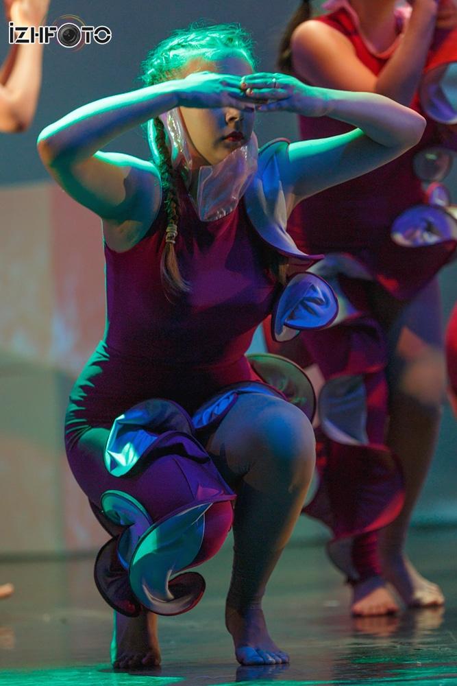 Студия танца «Вертикаль» (Ижевск) – Солнце Испании
