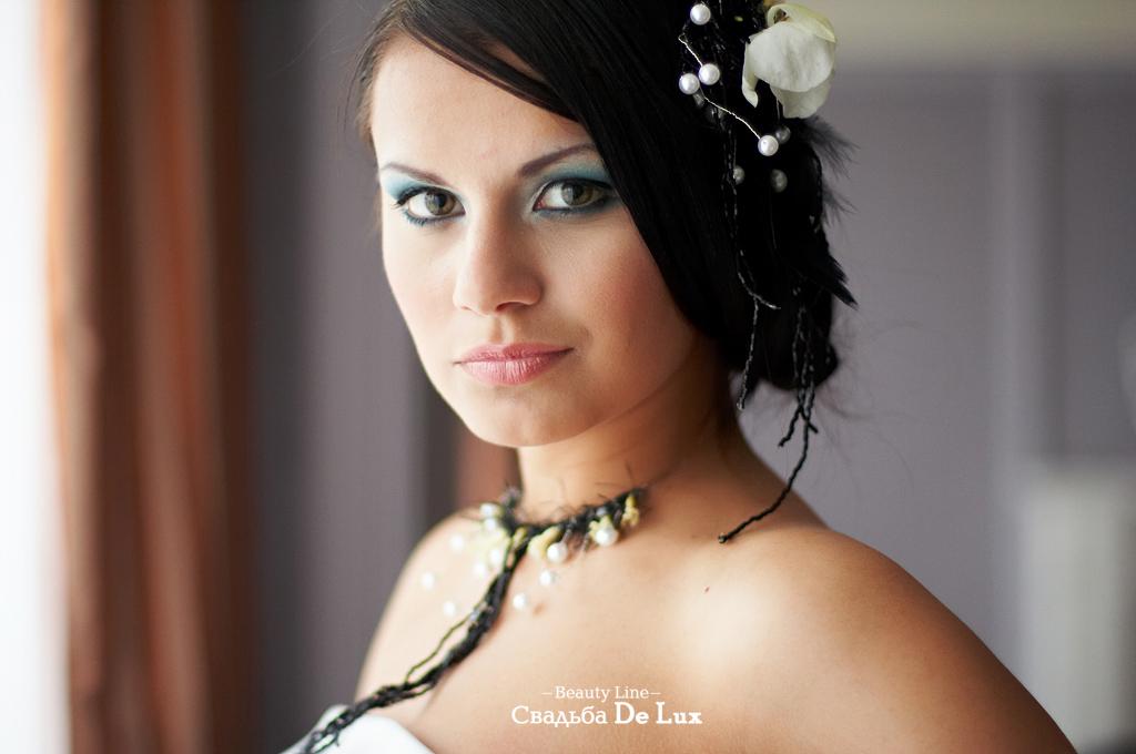 Свадебный макияж, салон красоты Beauty line (Бьюти лайн), Ижевск