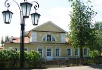 Музей-усадьба П.И.Чайковского. Воткинск