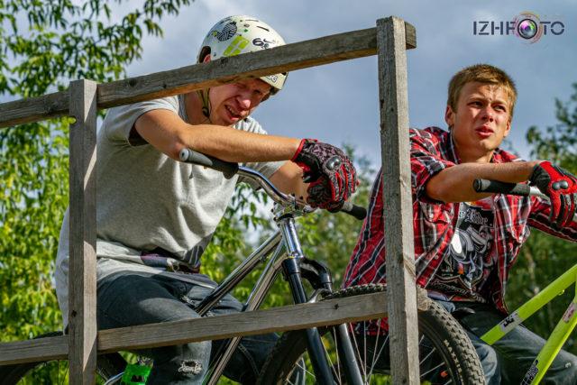 BMX в Ижевске