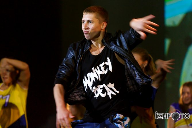 Monkey Beat Ижевск Фото