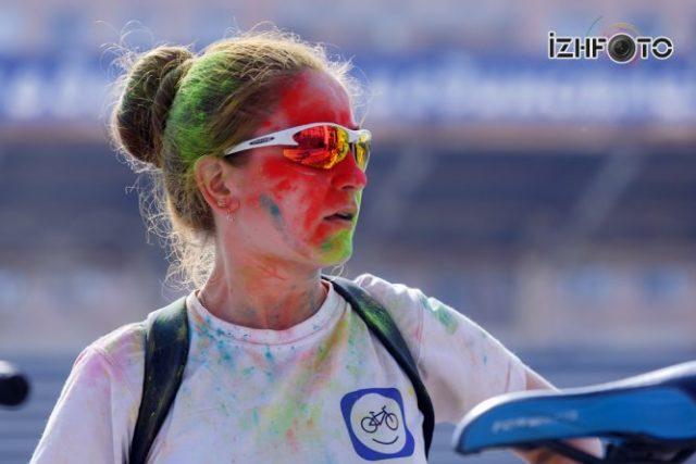 Фестиваль красок Холи 2015 Фото