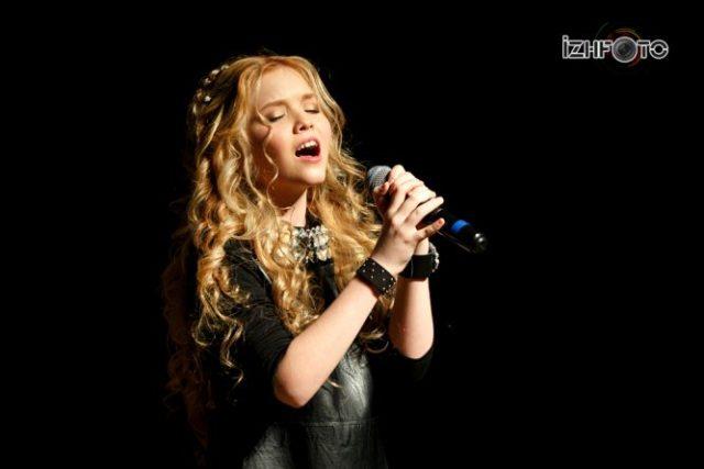 Арина Петрова Сольный концерт Фото
