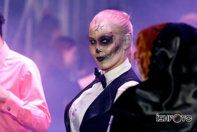 Halloween в Ижевске