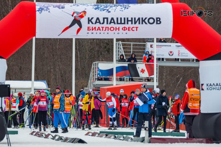 Калашников Биатлон Фест-2019