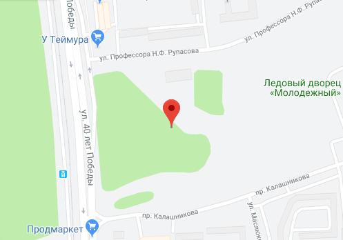 MATRЁSHKA CITY Ижевск