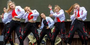 Танцы Ижевск Атмосфера